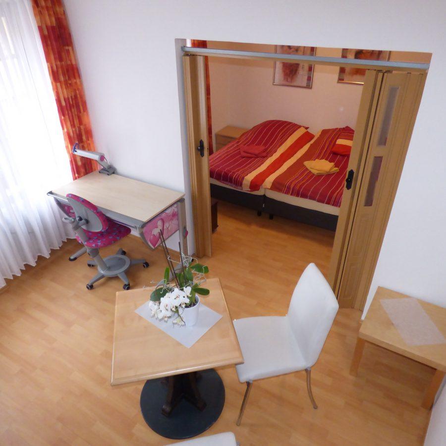 Zimmer 2. für Paare