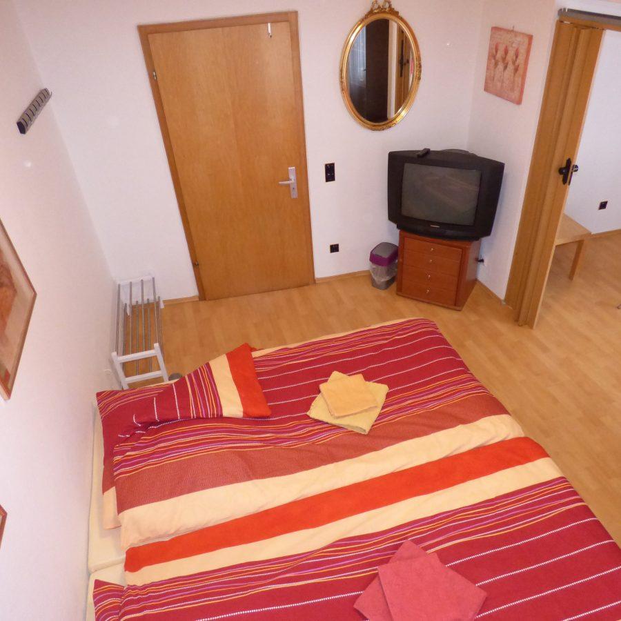 Schlafzimmer 2 für Paare