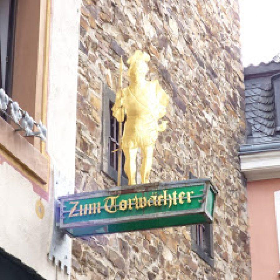 """Zum Torwächter""  im Niedertor"